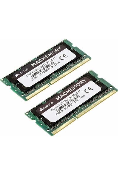 Corsair 16GB(2X8 GB) 1600MHZ (Pc3 12800) 1.35V DDR3 Ram CMSA16GX3M2A1600C11 (Yurt Dışından)