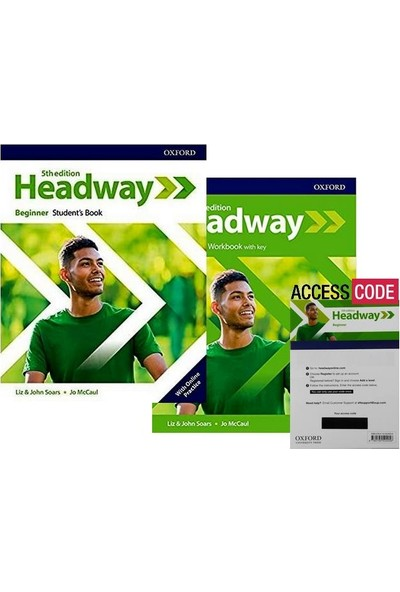 Oxford Headway Beginner 5th Edt. (Student's+Workbook+Access Code)