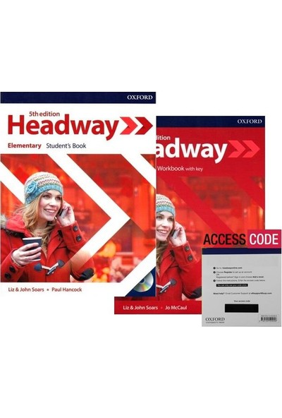 Oxford Headway Elementary 5th Edt. (Student's+Workbook+Access Code)