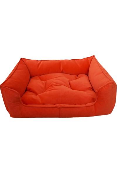 Catyat Elite Büyük Irk Köpek Yatağı Large 90X70 cm