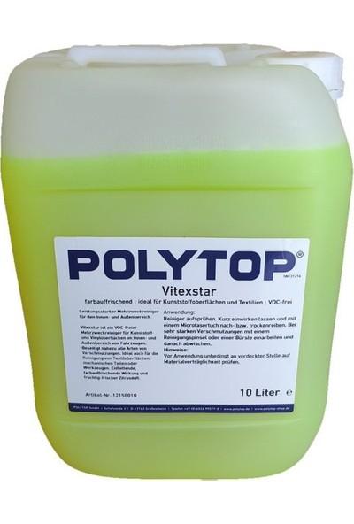 Polytop Vitexstar Genel Amaçlı Temizleyici 10LT.