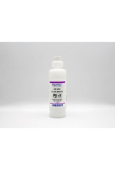 Equinox Flor Konsantre Parfümlü Yüzey Temizleyici 1 Lt (Beyaz Sabun)