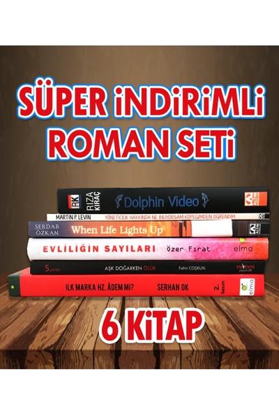 Elma Yayınevi Süper Roman Seti 6 Kitap