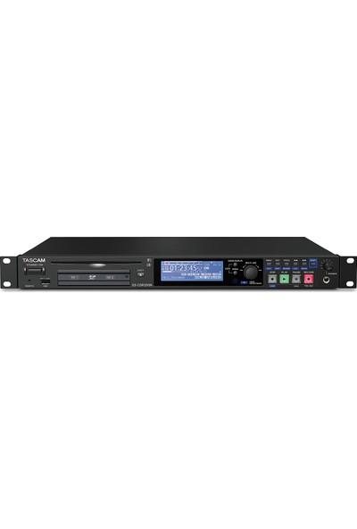 Tascam SS-CDR250N Network Özellikli Solid State Cd/medya Oynatıcı ve Kayıtcı