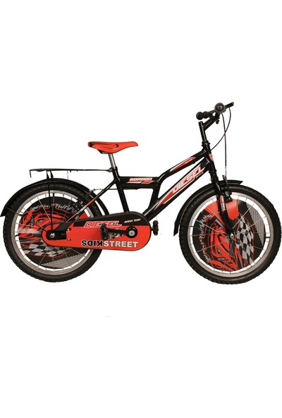 Dieselbike Diesel Gordon 20 Jant 7-8-9-10-11-12 Yaş Çocuk Bisikleti