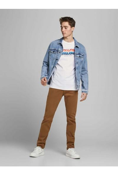 Jack&Jones Jack & Jones Jortyler Erkek T-Shirt 12186212