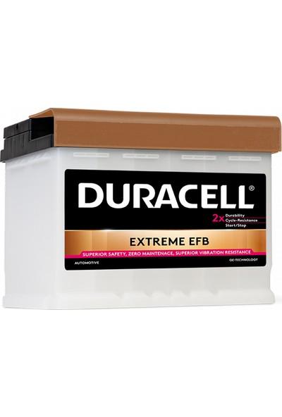 Duracell Extreme Efb 60 Amper Start-Stop Akü