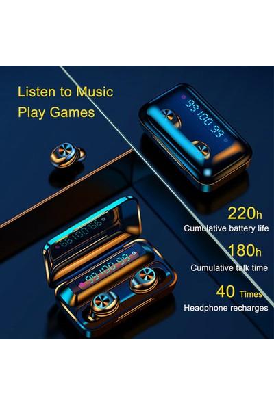 Buyfun F9-11 Mini Tws 9D Stereo Derin Tabanlı Gürültü Azaltmalı (Yurt Dışından)
