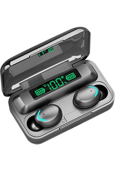 Buyfun F9-5 Tws Kablosuz Bt 5.0 Kulaklık Stereo (Yurt Dışından)