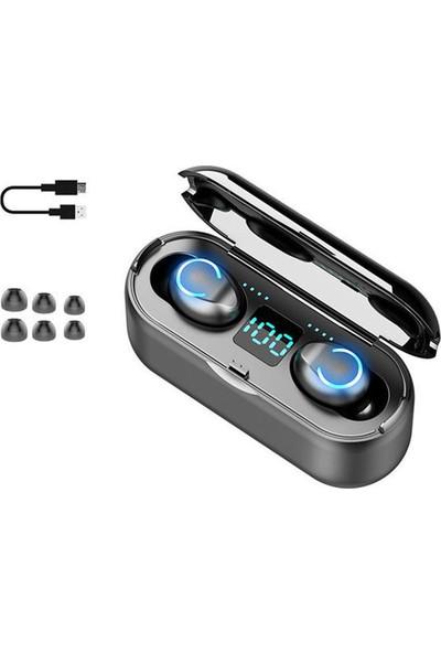 Buyfun F9-8 Tws Stereo Bluetooth 5.0 ANC Kulaklık (Yurt Dışından)