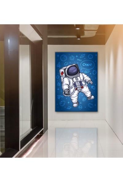 DEVO (Dergi ve Oyun) Astronot Poster P1