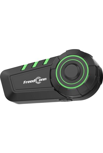 Freedconn Ky Motosiklet Kask Kulaklık Bluetooth 5.0 (Yurt Dışından)