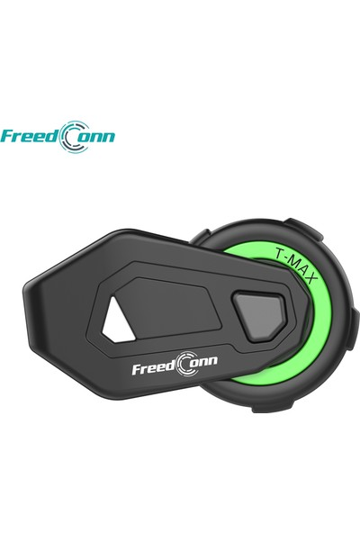 Freedconn T-Max Motosiklet Kask Kulaklık Bluetooth (Yurt Dışından)