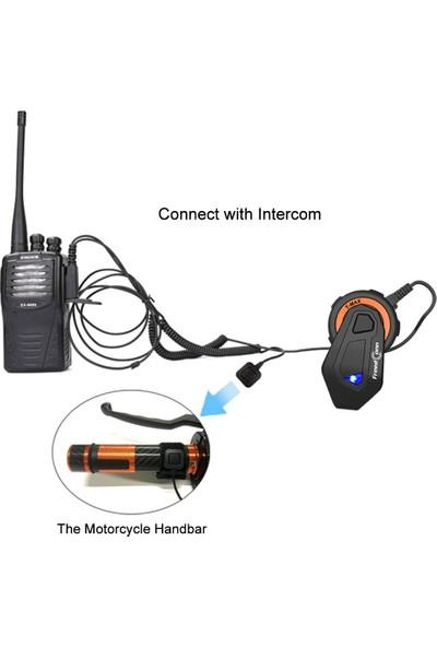 Freedconn T-Max Bluetooth 4.1 Kask Intercom Sistemi (Yurt Dışından)