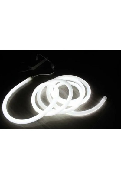 Agb Neon Hortum Işık LED Şerit Aydınlatma 220 Volt