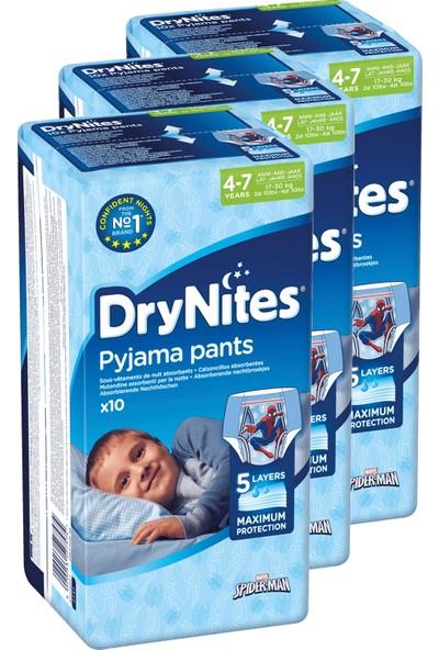 Drynites Erkek Çocuk Bezi 17-30 kg