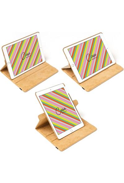 Case Markt Samsung Galaxy Tab A7 T500 (10.4inc) 360 Derece Dönebilen Standlı Tablet Kılıfı