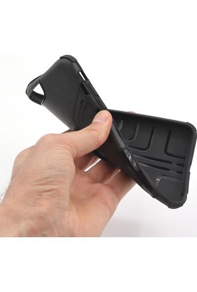 Case Markt Huawei P30 Pro Cepli Deri – Silikon Telefon Kılıfı