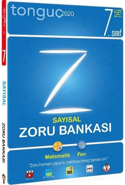 Tonguç Akademi 7. Sınıf Sayısal Zoru Bankası