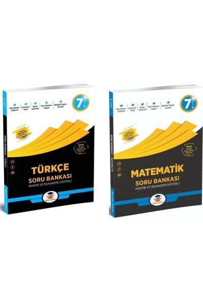 Zeka Küpü 7. Sınıf Türkçe-Matematik Soru Bankası Seti