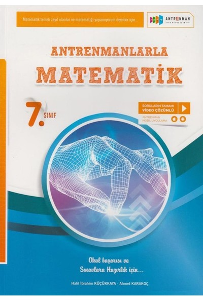 Antreman 7. Sınıf Antremanlarla Matematik