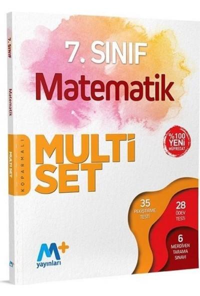 Martı 7. Sınıf Matematik Koparmalı Multi Test