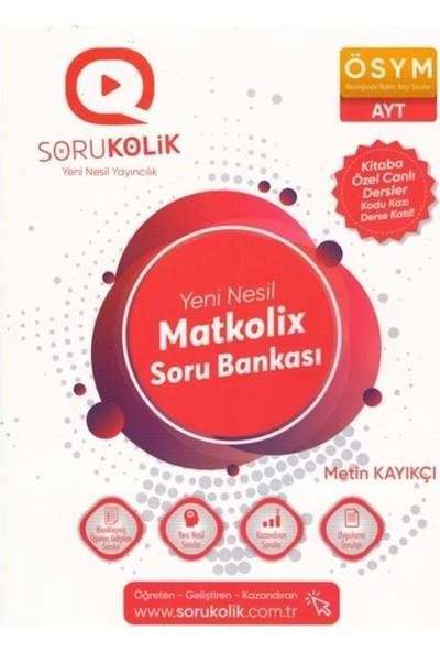 Sorukolik AYT Yeni Nesil Matkolix Soru Bankası