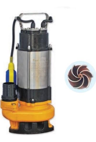 Water Sound V750F Kirli Su Drenaj Pompası