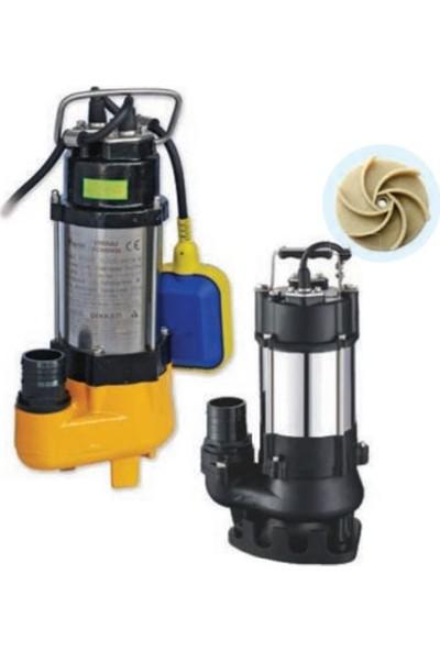 Water Sound V250F Kirli Su Drenaj Pompası