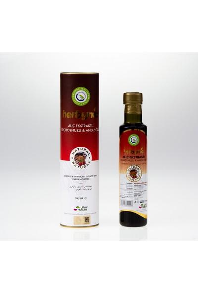 Herbynia Alıç Ekstratlı Keçi Boynuzu &andız Özü 350 gr