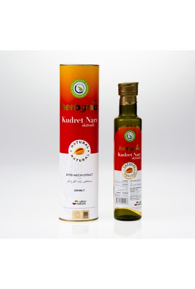 Herbynia Kudret Narı Ekstratı 250 ml