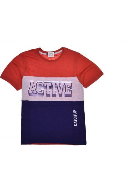 Baby Bakkal Erkek Çocuk Active Baskılı T-Shirt