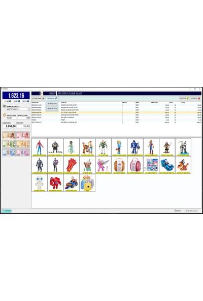 MakroCell Siberpos Perakende Hızlı Satış Programı