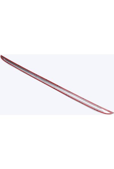 Blueoto Kia Sportage (2011-2014 )Krom Bagaj Alt Çıtası Paslanmaz Çelik