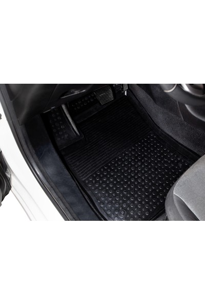 Kingstar Ford Courier 2014 Sonrası 4d Havuzlu Paspas (3d, 4d Grubu)