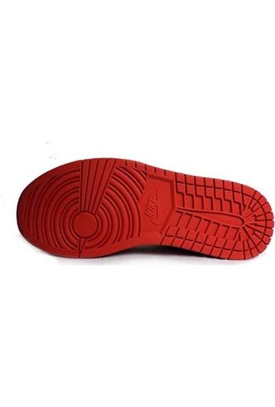 Nike Air Jordan 1 Flight 3 Red Kırmızı 743188-601 Spor Ayakkabısı