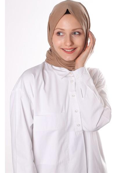 Silk Home Natural Şal 6072090-66