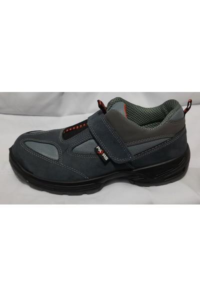 Pars 116 S1 Çelik Burunlu Süet Yazlık Iş Ayakkabısı