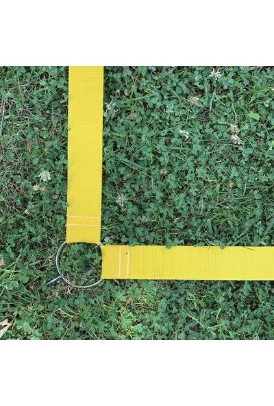 Nodes Saha Çizgi Seti - Tüm Branşlar - Sarı - Tüm Ebatlar