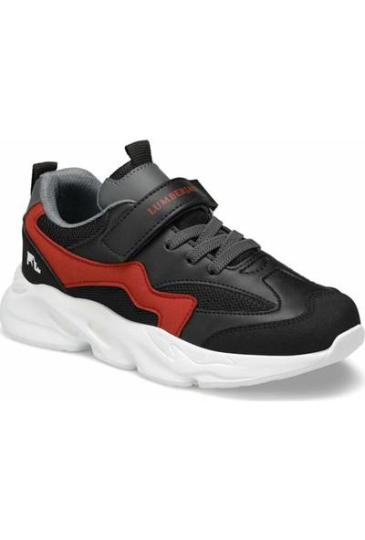 Lumberjack Race Çocuk Spor Ayakkabı Siyah AS00600542