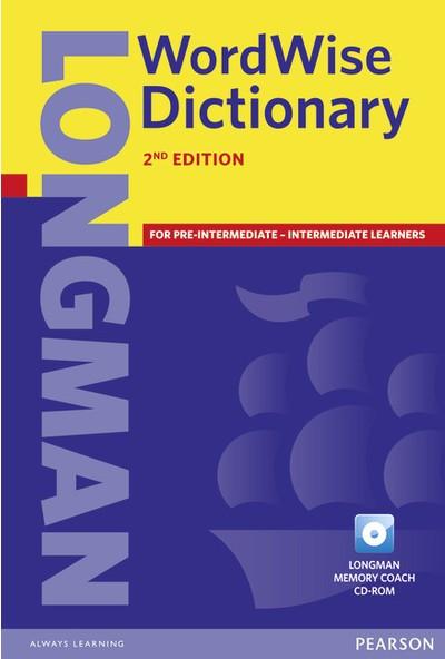 Pearson Education Yayıncılık Longman Wordwise Dictionary With CD Rom