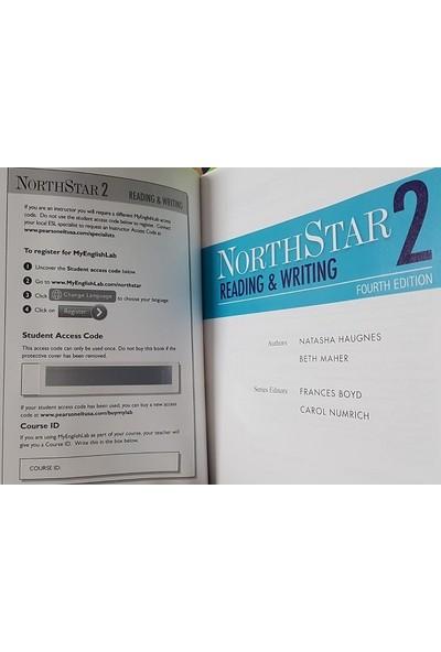 Pearson Education Yayıncılık Northstar Reading & Writing 2 With Interactive Student Book And Myenglishlab (Access)
