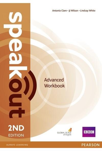 Pearson Education Yayıncılık Speakout Advanced 2nd Edition Student's Book + Workbook With DVD Myenglishlab
