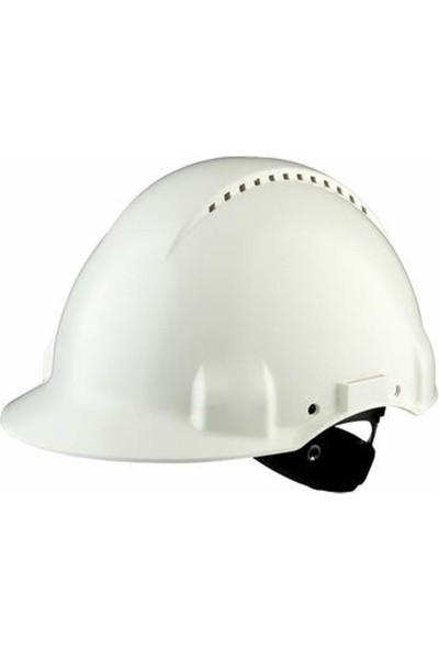 3m Güvenlik Bareti G3000NUV-VI, Beyaz