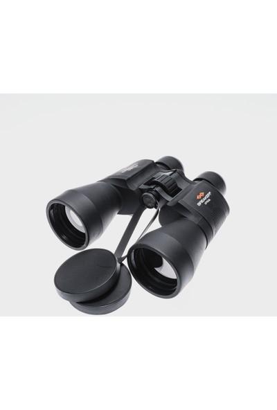 Breaker 40X60 Çift Göz Ayarlı Profesyonel Dürbün 1000M/50M