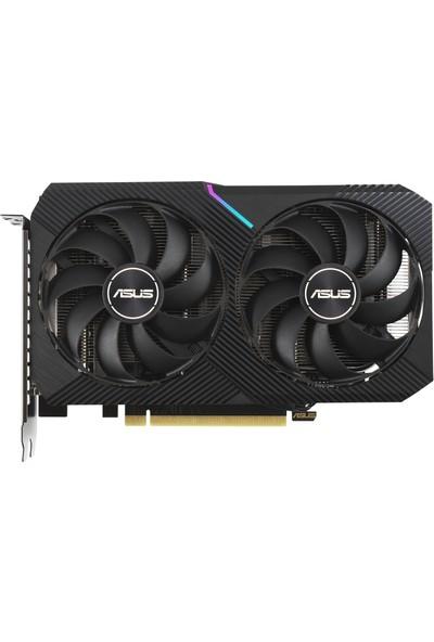 Asus Geforce DUAL-RTX3060-O12G 12GB Gddr6 192BIT Oc 1xhdmı 3xdp Ekran Kartı