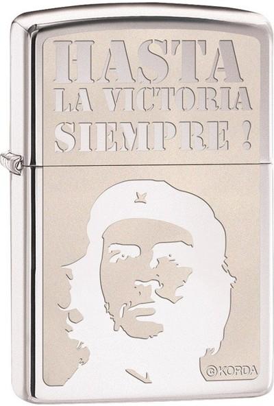 Zippo Che Guevara Hp Chrome Çakmak
