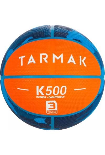 Tarmak K500 3 Numara Turuncu Basketbol Topu