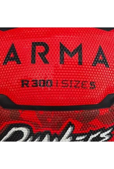 Tarmak 5 Numara Kırmızı Basketbol Topu R300