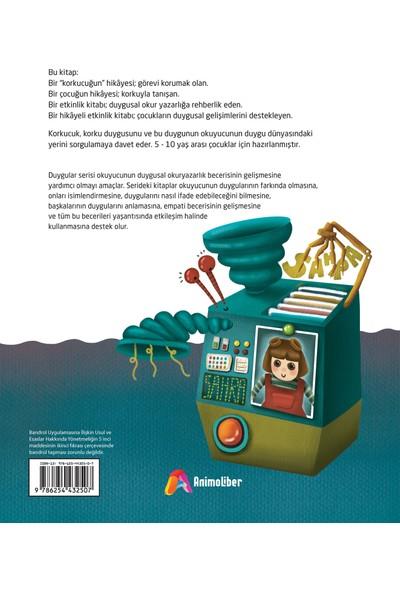Animoliber Korkucuk - Etkinlikli Hikaye Kitabı